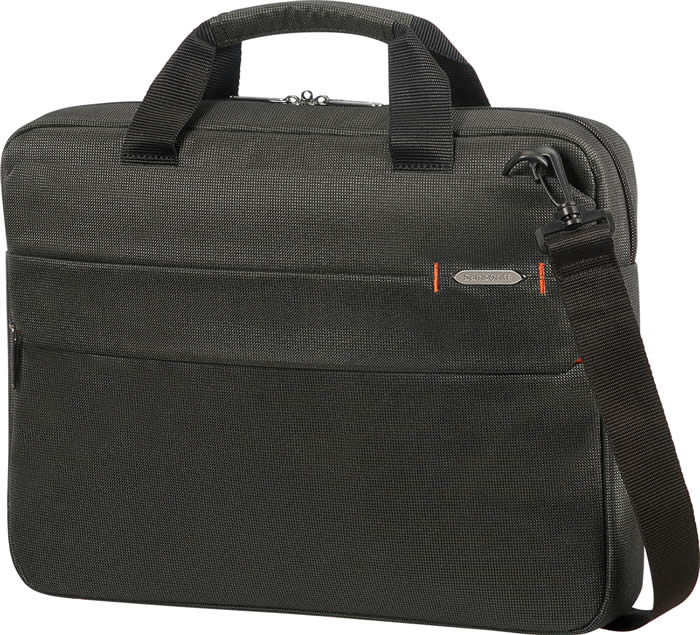 "Maletín SAMSONITE Network. Compartimento de 14,1"". Color negro (01CSACC8001 NE)"