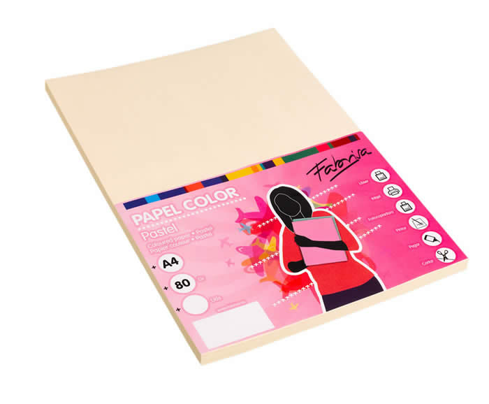 PAPEL PAPERLINE A4 80 GRS. 500 HOJAS